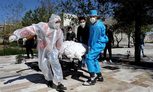 اسپین میں ایک دن میں سب زیادہ ہلاکتیں، دنیا بھر میں 40ہزار افراد ہلاک