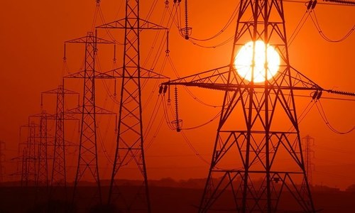 Demand for electricity, gas, oil drops dramatically