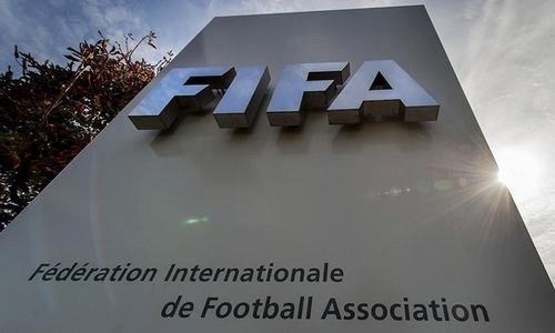 FIFA working on 'Football Marshall plan' for virus impact