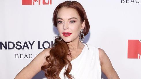 In the midst of all this, Lindsay Lohan might be making her musical comeback
