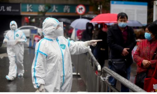 AFP FACT CHECK: Myth circulates online that 'new' hantavirus disease has emerged in China