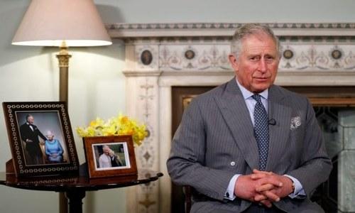 کورونا سے صحت مند ہونے کے بعد شہزادہ چارلس کی طبی عملے کی تعریفیں