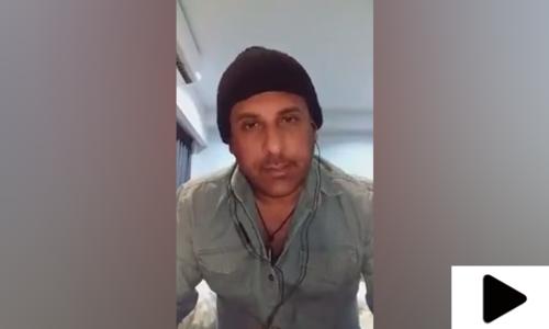کورونا وائرس: شمعون عباسی سمیت کئی پاکستانی فنکار تھائی لینڈ میں پھنس گئے