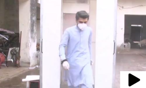 پاکستانی انجینئر کا کورونا وائرس سے بچاؤ کیلئے بڑا کارنامہ