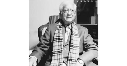 Soft-Spoken and Brimming With Life: Waqar Hasan (1932-2020)