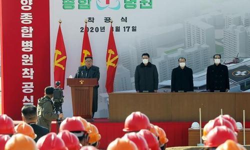 کورونا وائرس سے بلکل آزاد ہیں، شمالی کوریا کا اصرار