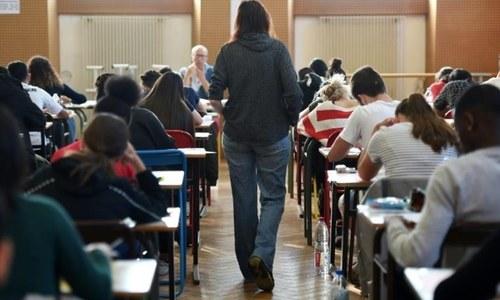 کیمبرج انٹرنیشنل کے طالبعلموں کو گریڈ دینے کی نئی پالیسی کا اعلان