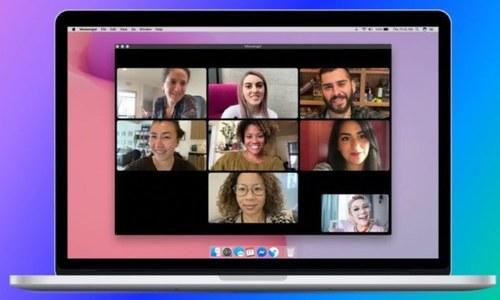 ویڈیو کالز کے لیے فیس بک میسنجر کی ڈیسک ٹاپ ایپ متعارف