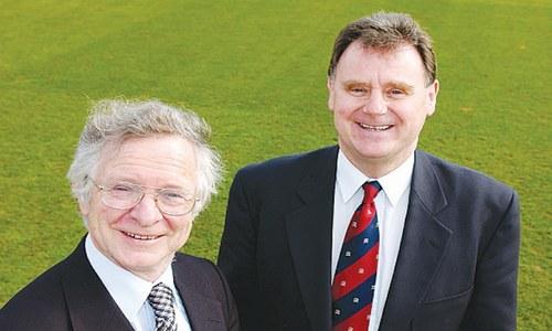 Lewis of 'DLS method' cricket fame passes away