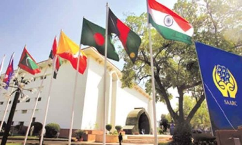 Saarc backs Pakistan proposal for health ministers' video conference
