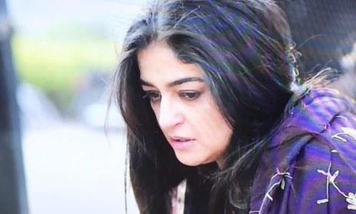 پاکستانی اداکارہ نادیہ جمیل بریسٹ کینسر کا شکار