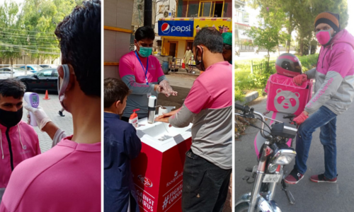 Here's how foodpanda is providing monetary assistance to riders during lockdown