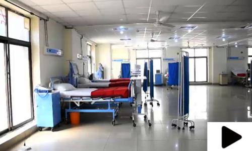 آزاد کشمیر میں پہلے کورونا آئسولیشن ہسپتال کا افتتاح