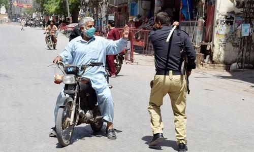 کورونا وائرس: پنجاب میں ایک ہزار سے زائد کیسز، مجموعی اموات 40 ہوگئیں