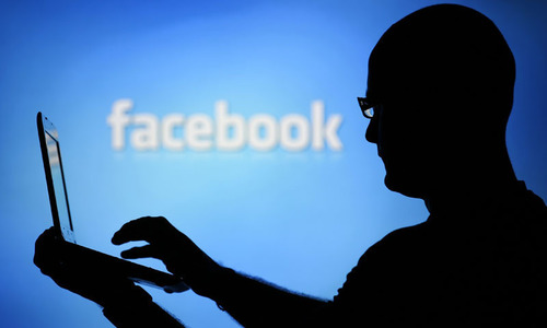 Facebook thanked for virus collaboration