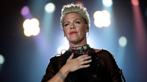 After recovering from coronavirus, Pink donates $1 million to relief funds