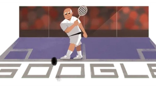 گوگل کا ڈوڈل کے ذریعے ہاشم خان کو خراج تحسین