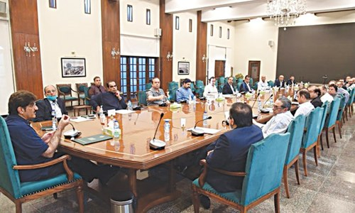 Sindh industrialists seek reopening of production units