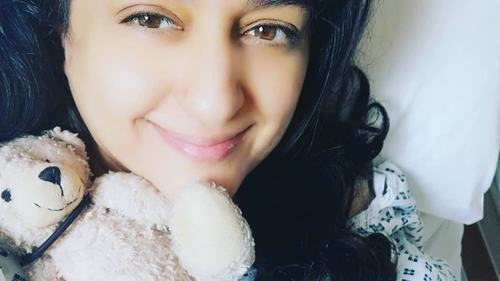 Nadia Jamil is recovering well post breast cancer surgery