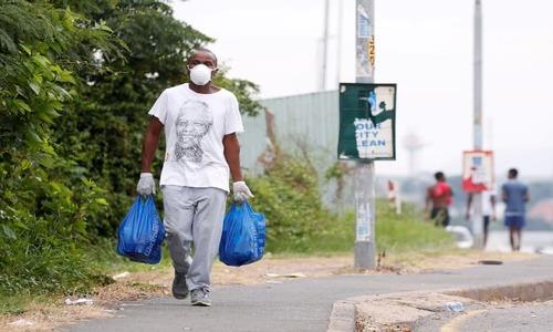 کورونا وائرس: افریقہ میں 2کروڑ افراد کے بے روزگار ہونے کا خدشہ