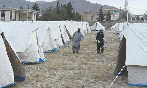 31 pilgrims brought from Taftan to quarantine facilities in Pindi, Taxila
