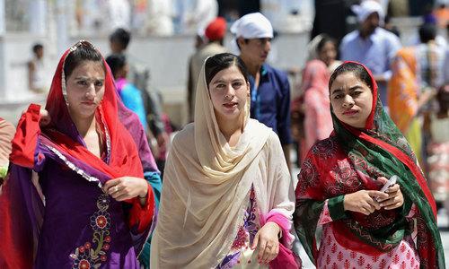 حکومت نے گوردوارہ پنجہ صاحب میں بیساکھی کی تقریبات منسوخ کردیں
