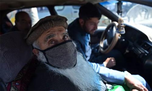 افغان طالبان نے عوام کو کورونا سے بچانے کیلئے آگاہی مہم شروع کردی