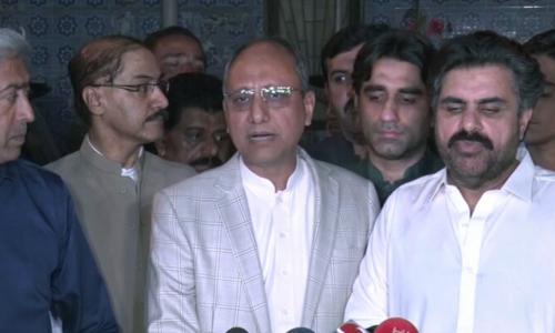 سندھ حکومت نے راشن کی تقسیم کیلئے ایک ارب 8 کروڑ روپے جاری کیے ہیں، سعید غنی