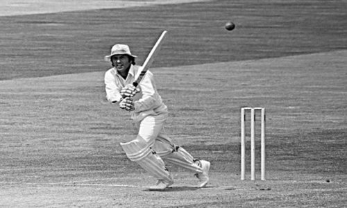 Majestic Majid joined select group with historic century before lunch