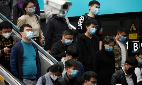China sees rise in asymptomatic virus cases