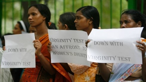 The two-finger test continues to traumatise rape survivors in Pakistan