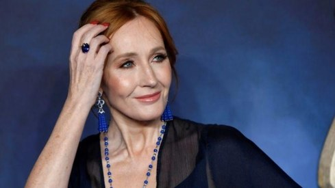 JK Rowling says she's fully recovered from coronavirus symptoms