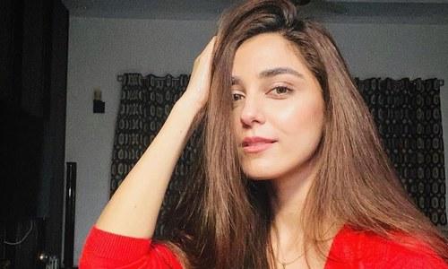 مایا علی کا سوشل میڈیا سے عارضی طور پر دوری اختیار کرنے کا اعلان