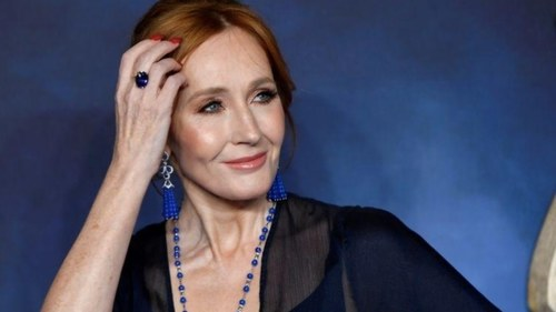 JK Rowling says she's fully recovered from coronavirus symptoms