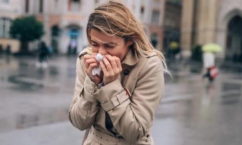 کیا ہوا میں نمی نئے کورونا وائرس پر اثرات مرتب کرسکتی ہے؟