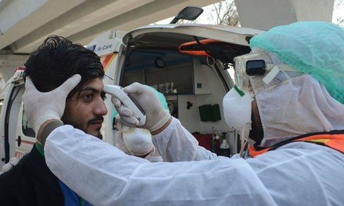 کورونا وائرس: ملک میں 4 ہزار 62 افراد متاثر، اموات 58 تک پہنچ گئیں