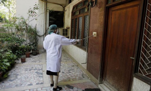 India considers narrowing lockdown to coronavirus hotspots