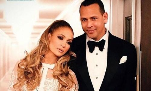 کورونا وائرس کی وجہ سے جینیفر لوپیز کی چوتھی شادی میں تاخیر