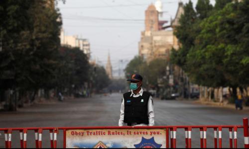 لاک ڈاؤن میں سختی، سندھ بھر میں 321 افراد گرفتار، 114 ایف آئی ار