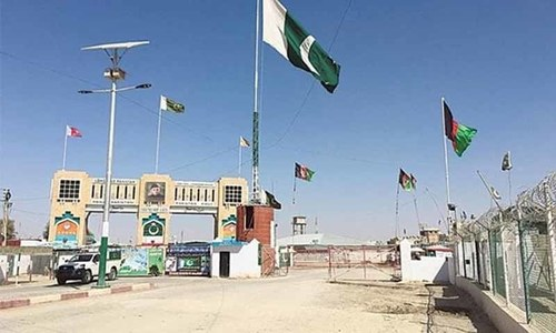 پاک-افغان سرحد پرکارگو ٹرکوں کی آمدورفت بحال کرنے کا فیصلہ