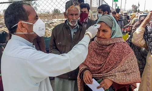 453 Taftan pilgrims who earlier tested negative and were sent home turn out positive for virus
