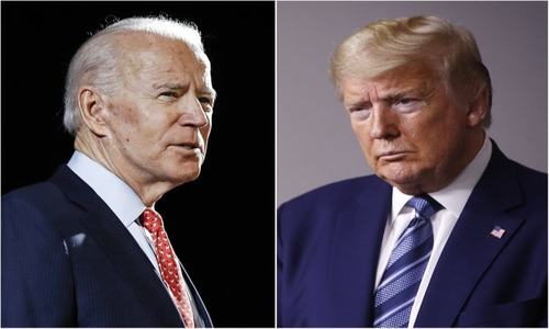 Biden vs Trump: General election battle is now set