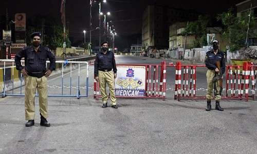 Karachi police: Protectors of the public or vectors of the coronavirus?