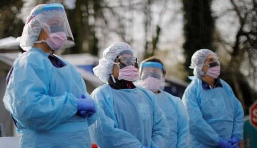 Covid-19 has killed 100 doctors, says Italian health body