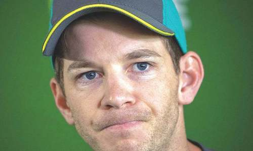 Paine rubbishes Clarke's claims of Aussies being scared of Kohli