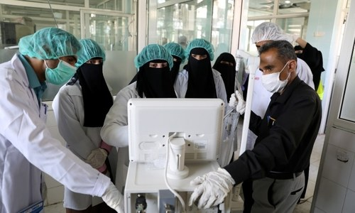 War-torn Yemen confirms first coronavirus case; braces for outbreak