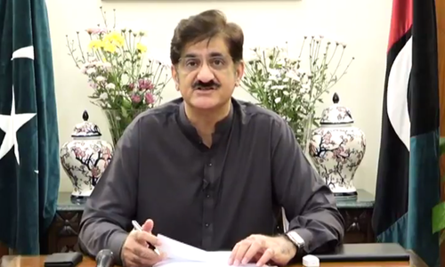 11 Karachi UCs sealed after CM sounds alarm, says 'stricter' lockdown needed to control spread