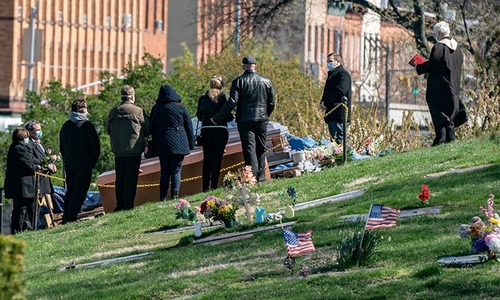 Reports about deaths of Pakistani Americans from Covid-19 cannot be authenticated: embassy