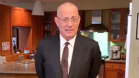 Tom Hanks joins Saturday Night Live as host for first at-home version