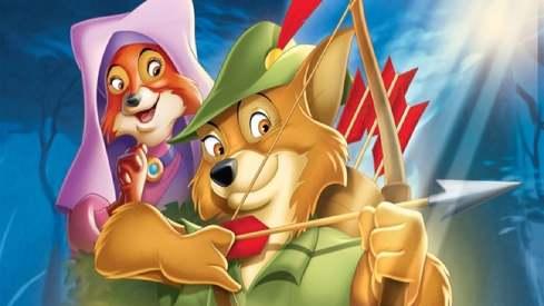Disney's foxy Robin Hood is getting a reboot